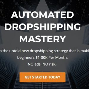 Carl Parnell's Automated Dropshipping