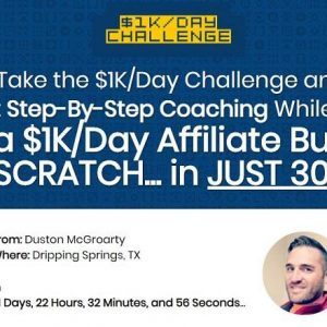 Build a $1K/Day Affiliate Business FROM SCRATCH