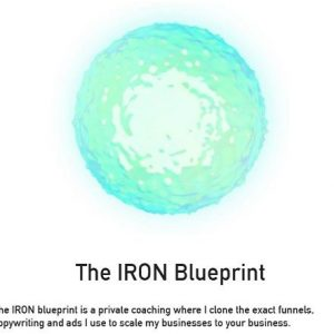 [GET] Alex Becker – Iron Blueprint